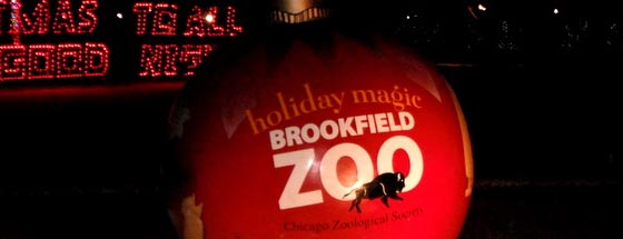 Brookfield Zoo Lights 2019 Hours Coupons Holiday Magic