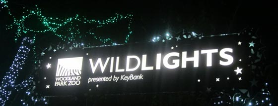 Woodland Park Zoo Lights 2019 Coupons Times Dates